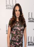 Tamara Eccleston Wearing Givenchy – 2014 ELLE Style Awards