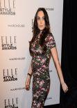 Tamara Eccleston Wearing Givenchy – 2014 ELLE Style Awards