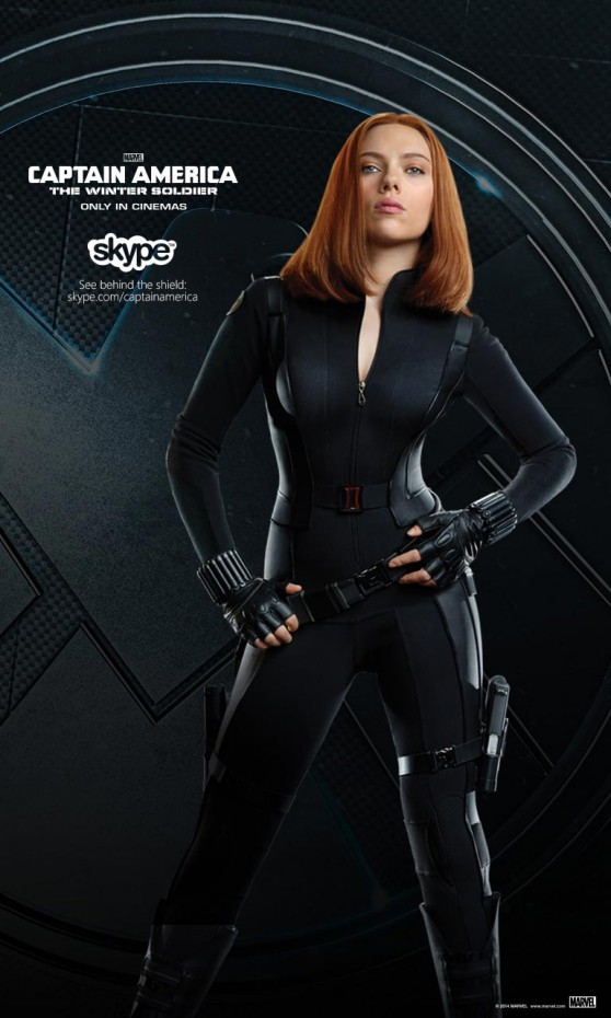 Scarlett Johansson - Black Widow
