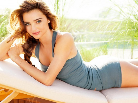 Miranda Kerr - Kenneth Willardt Photo Shoot (2013)