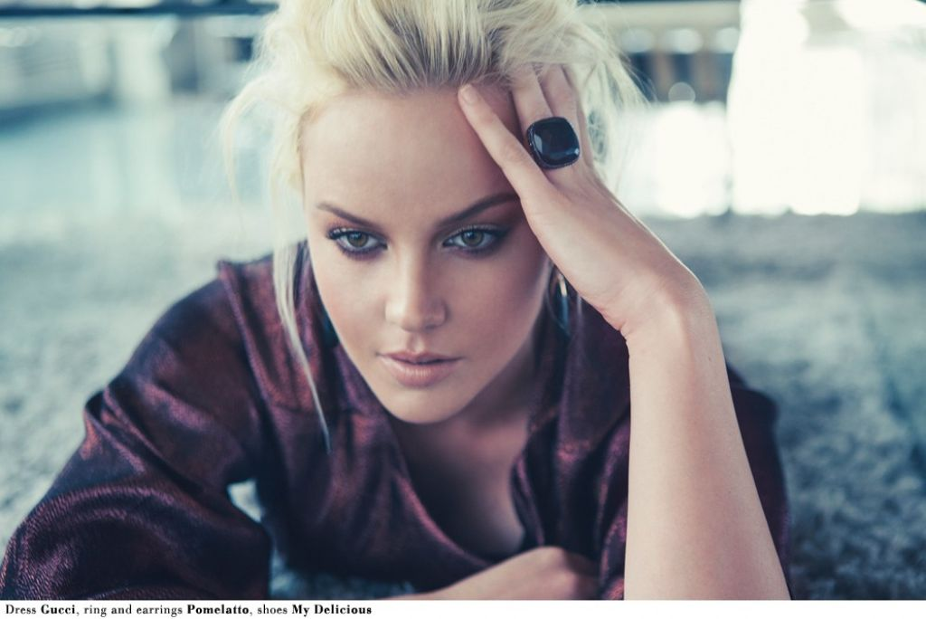 Abbie Cornish - Lifestyle Mirror Magazine - 2014 Issue