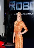 Abbie Cornish - ROBOCOP Premiere in London - February 2014