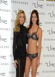 Abigail Clancy Promote the Ultimo Valentine