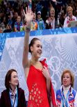 Adelina Sotnikova - Ladies Short Program – 2014 Sochi Winter Olympics