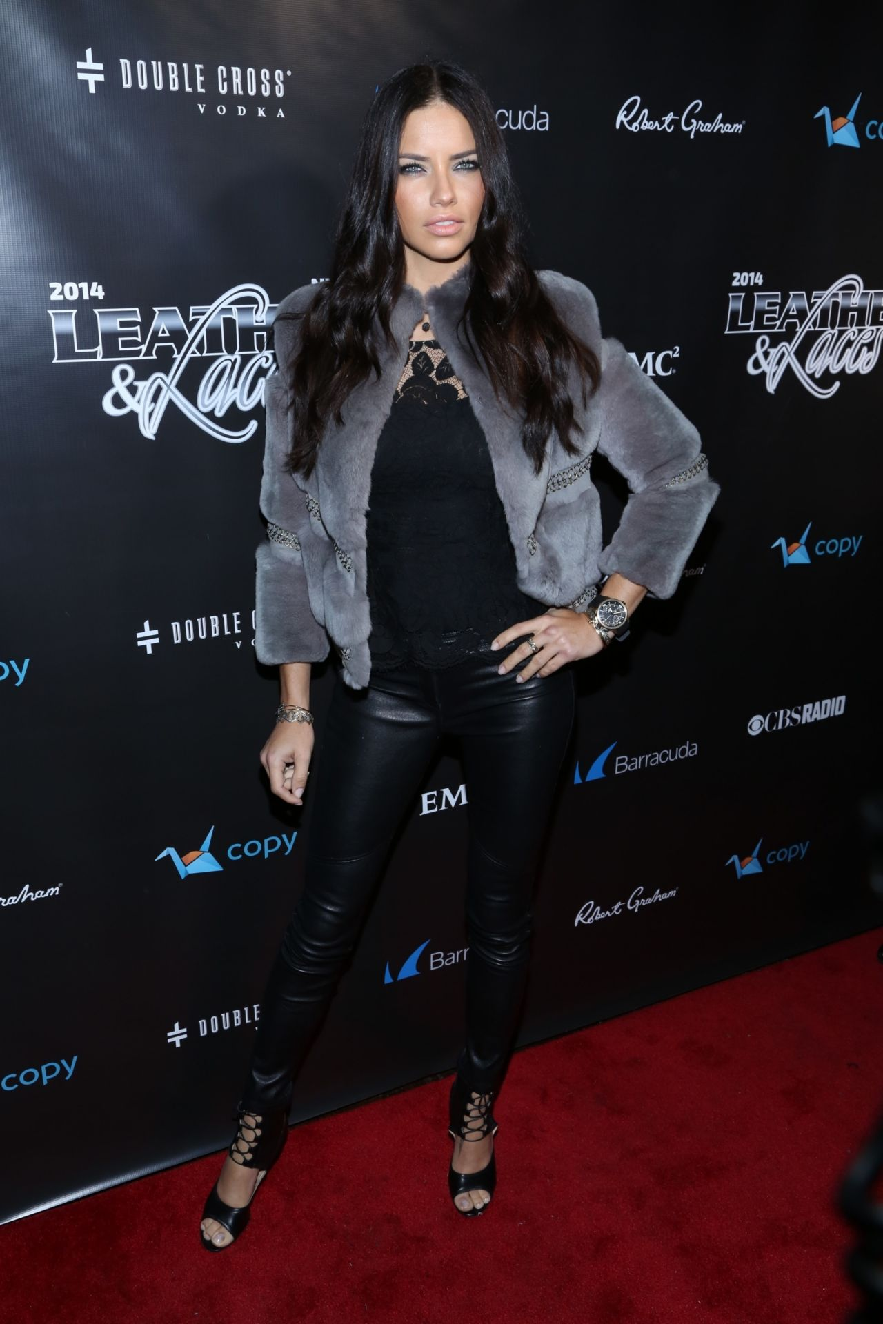 Adriana Lima - 11th Annual