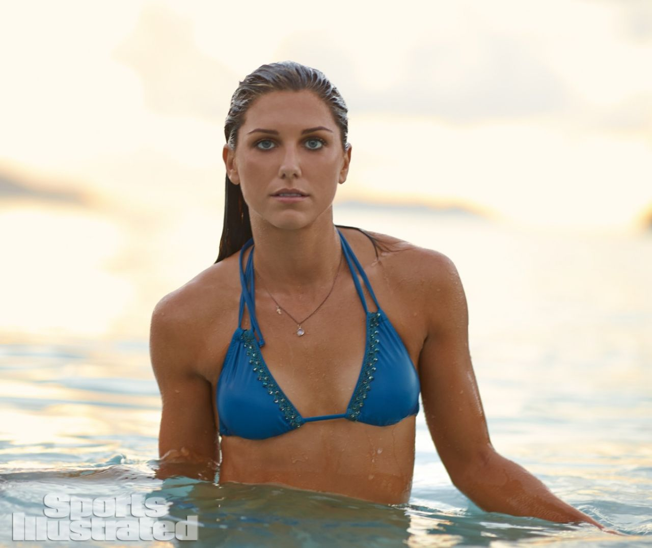 Alex Morgan 2014 Sports Illustrated Swimsuit Issue