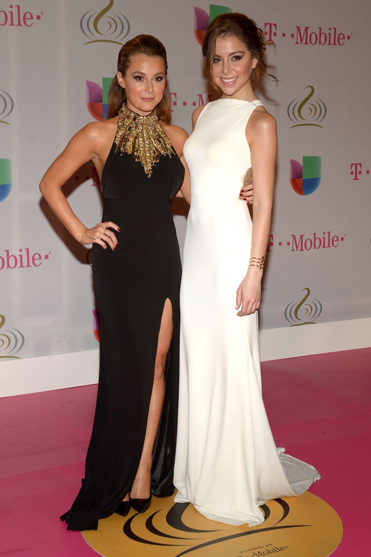 Alexa Vega - Premio Lo Nuestro Awards in Miami - February 2014