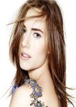 Allison Williams - Glamour Magazine - March 2014 (by Matt Irwin)