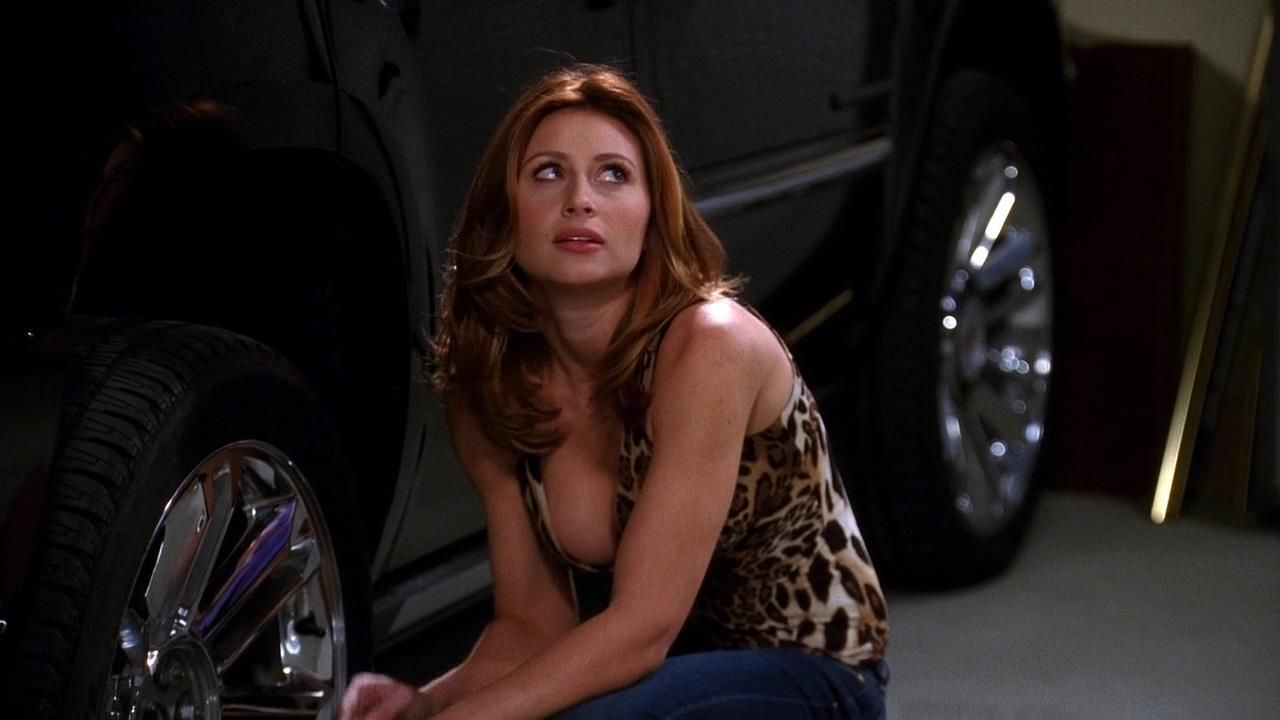 Aly michalka two and a half men