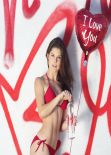 Amanda Cerny in a Bikini - 138 Water Valentines Photoshoot