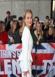Amanda Holden - Arriving to Britain