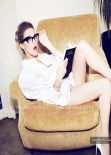 Amber Heard by Ellen Von Ünwerth for VANITY FAIR Magazine (France 2014)