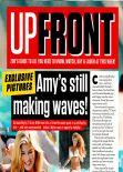 Amy Willerton - UPFRONT-ZOO Magazine - February 2014