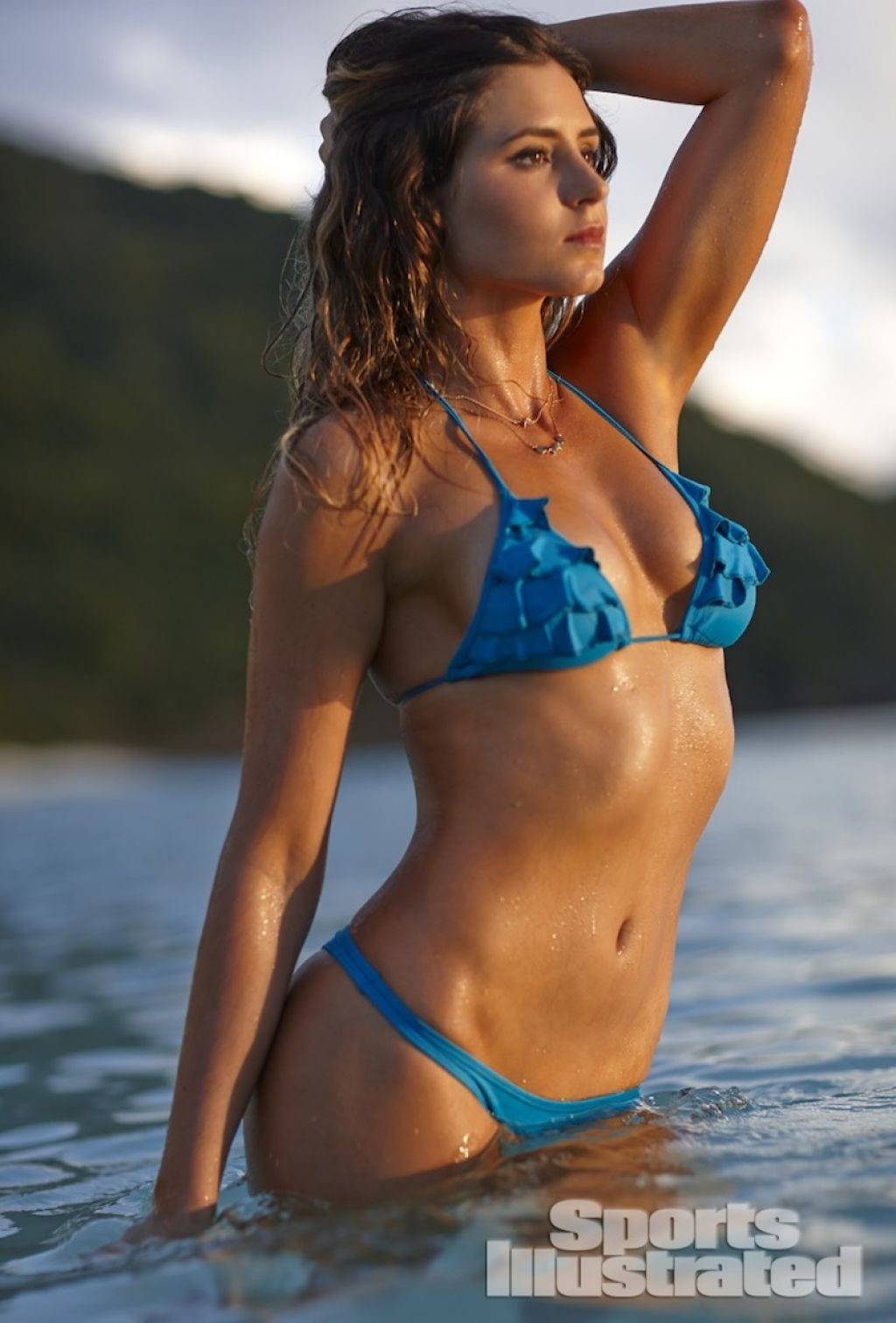 Anastasia Ashley - Hot in Bikini - Sports Illustrated 2014 Swimsuit Issue