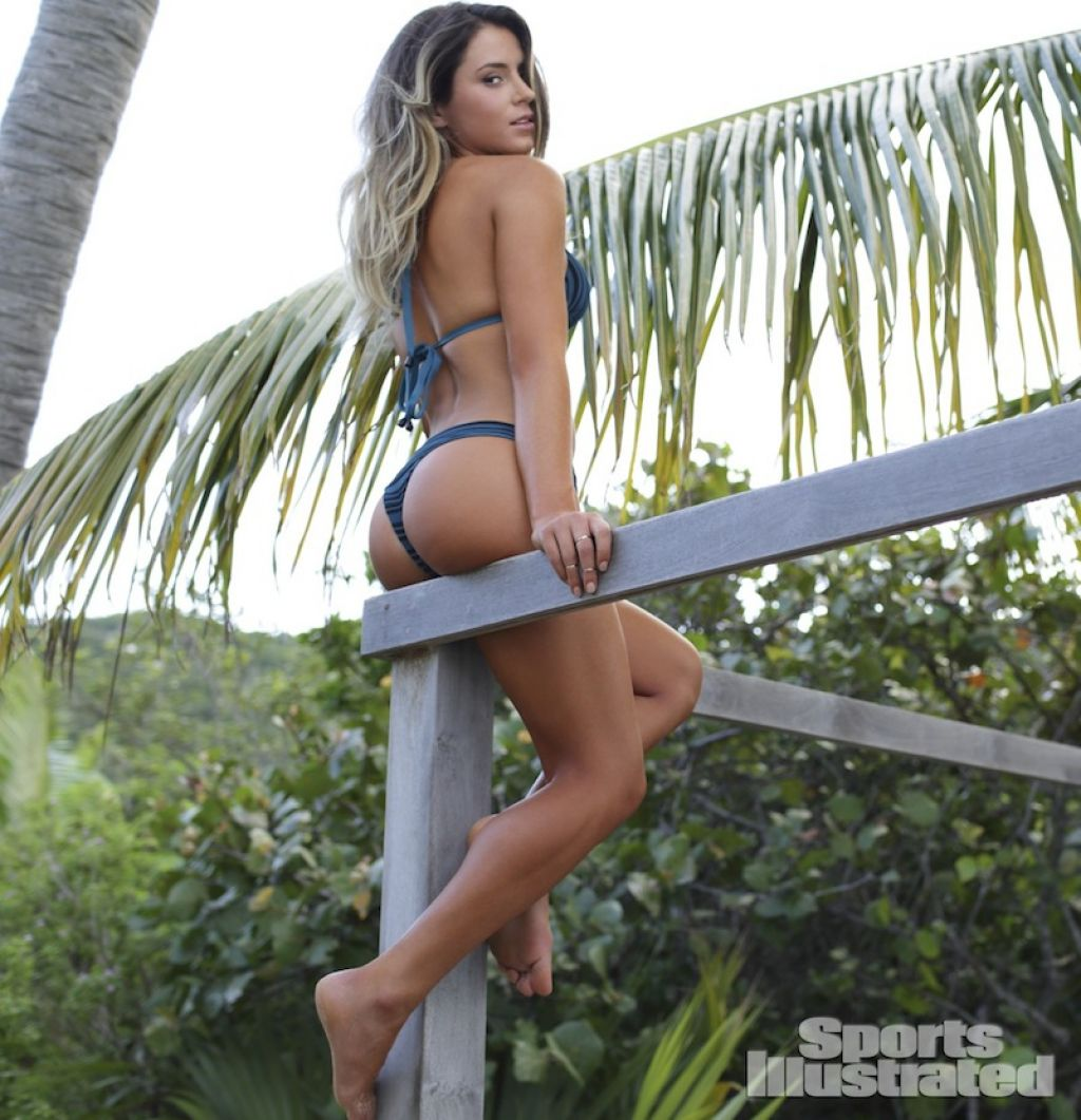 Camille Kostek Publishes Pictures Of Her Si Swimsuit Shoot: Sports Illustrated 2014