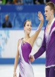 Andrea Davidovich - Sochi 2014 Winter Olympics - Pairs Short Program