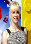 Anna Faris - THE LEGO MOVIE Premiere in Los Angeles
