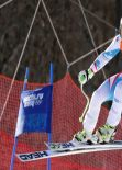 Anna Fenninger, Maria Höfl-Riesch and Lara Gut - 2014 Sochi Winter Olympics, Alpine Skiing Ladies