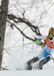 Anna Fenninger - Sochi 2014 Winter Olympics - Alpine Skiing-Ladies