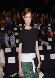 Anna Kendrick - J. Mendel Fashion Show in New York - FWNY 2014