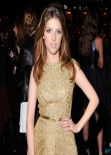 Anna Kendrick - Monique Lhuillier Fall 2014 Front Row, Feb. 2014