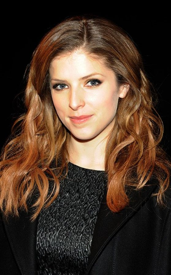 Anna Kendrick - Natalie Ratabesi Fashion Show - NYC, February 2014