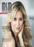 Anna Kournikova - MIAMI SHOOT Magazine - Jan/Feb 2014 Issue