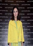 Anna Safroncik - Milan Fashion Week, February 2014