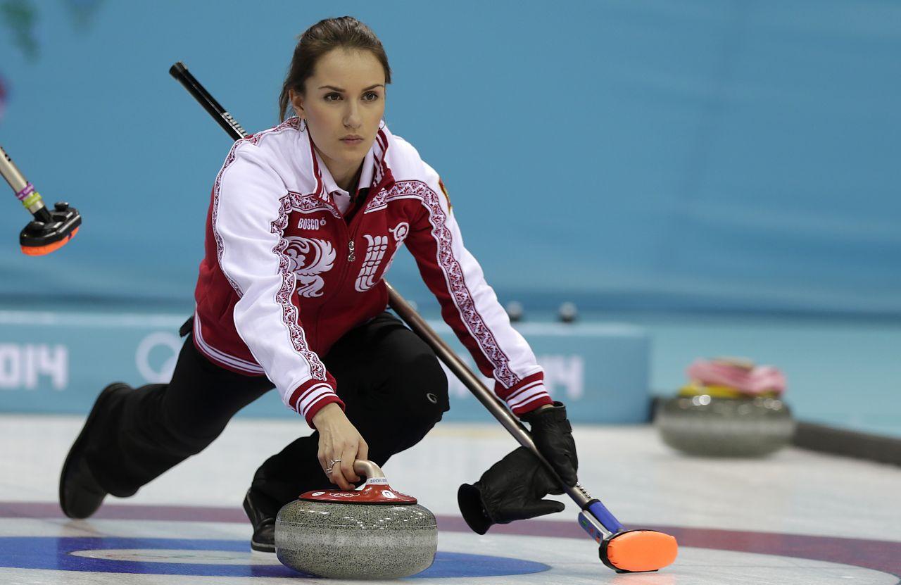 Anna Sidorova - Sochi 2014 Winter Olympics (Feb 10, 2014)