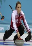 Anna Sidorova - Sochi 2014 Winter Olympics (Feb 10, 2014)