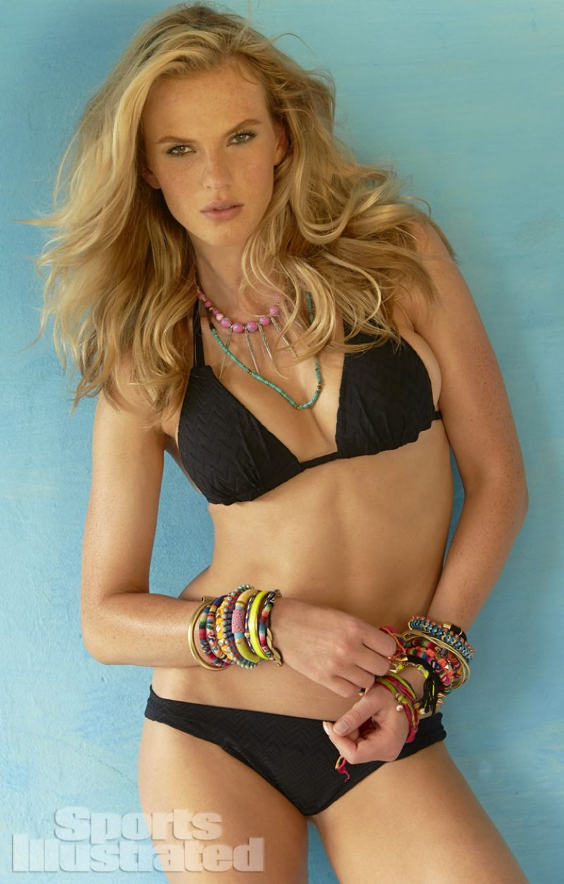 Kate Bock Sports Illustrated 2014 >> Anne Vyalitsyna in Bikini - Sports Illustrated 2014 Swimsuit Issue