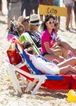 Ariel Winter and Sarah Hyland – Bondi Beach in Australia - Part 2