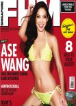 Ase Wang – FHM Magazine (Singapore) – February 2014 Issue