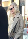 Ashlee Simpson Street Style, Winter 2014 - Shopping in Los Angeles