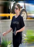 "Ashley Benson Wears ""I Heroin"" Shirt After Tweeting ""Don"