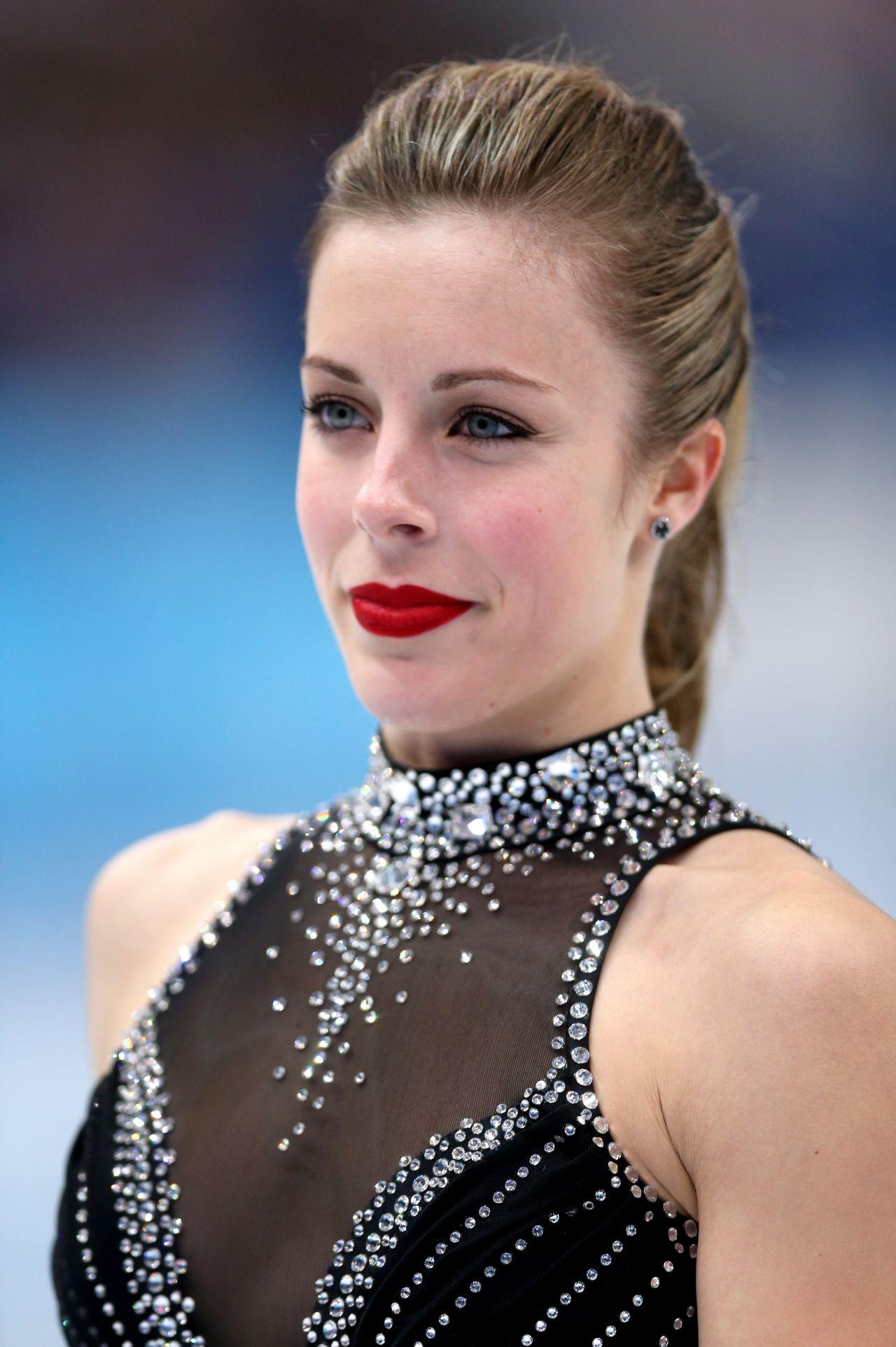 Ashley Wagner Ladies Short Program 2014 Sochi Winter