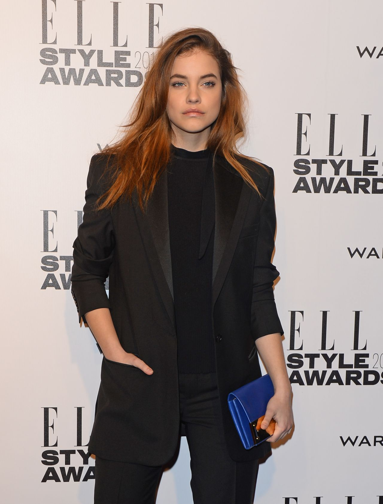 Barbara Palvin - ELLE Style Awards 2014 in London