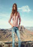 Barbara Palvin – Twin Set Jeans Spring 2014 Photo Shoot
