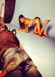 Belen Rodriguez - Backstage Trendy Too 2014