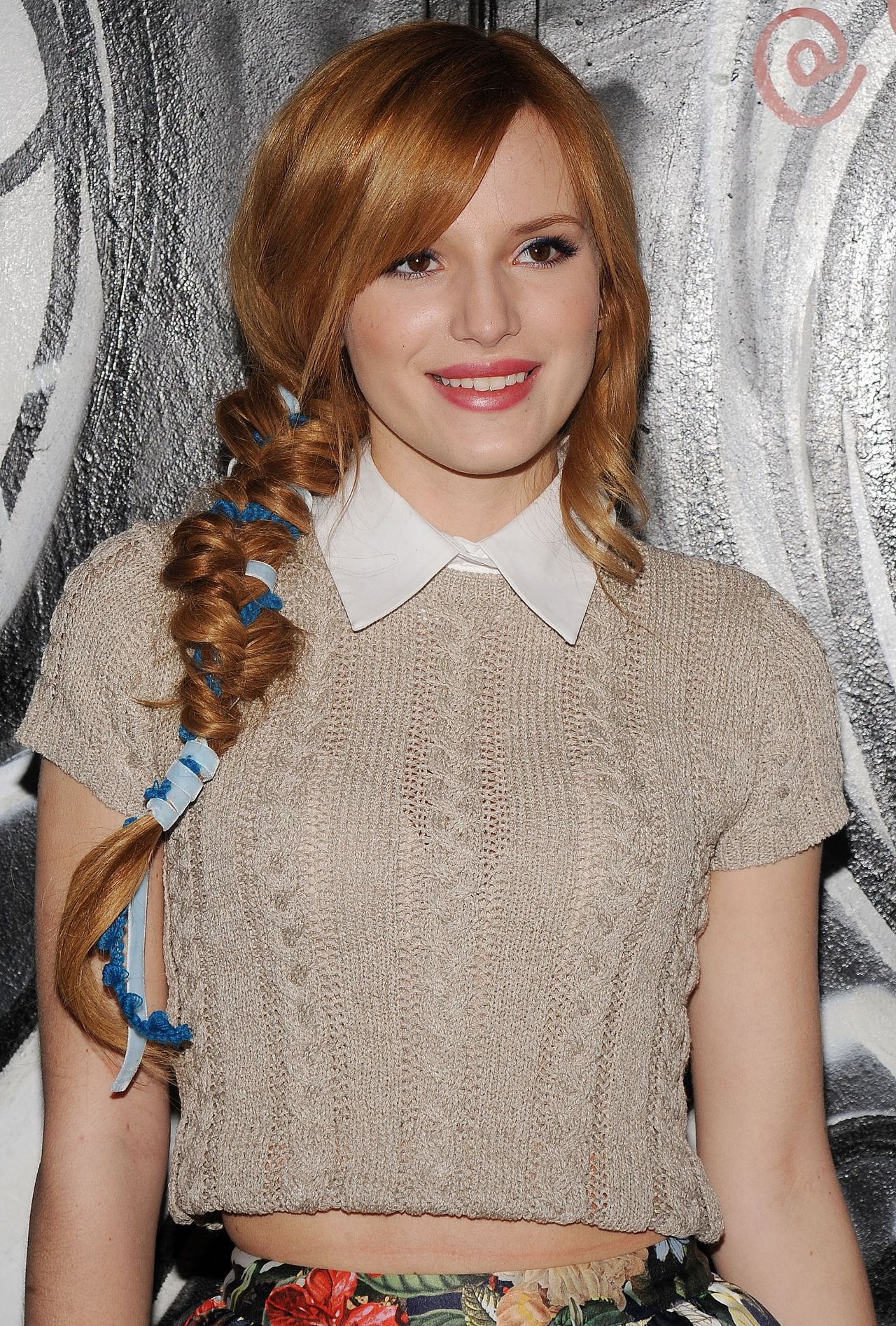 Bella Thorne at Alice and Olivia