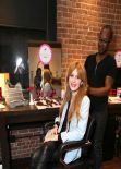 Bella Thorne - The Panasonic Beauty Bar at Salon SCK - February 2014