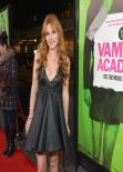 Bella Thorne - VAMPIRE ACADEMY Premiere in Los Angeles