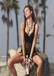 Bo Osinski – 138 Water Photoshoot, Venice Beach (Part 2)