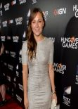 Briana Evigan - The Hungover Games Cast & Crew Screening, Hollywood February 2014