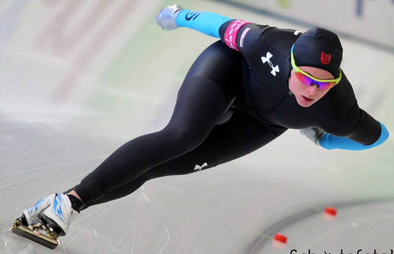 Brittany Bowe - US Olympic Speedskater