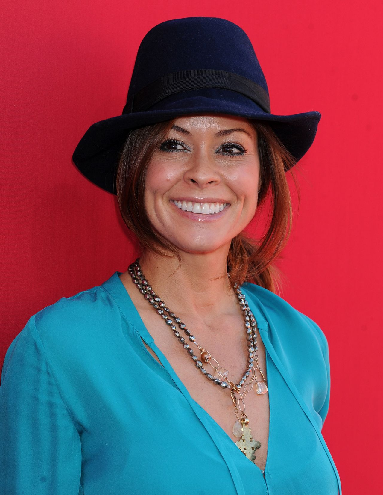 Brooke Burke - THE LEGO MOVIE Premiere in Los Angeles