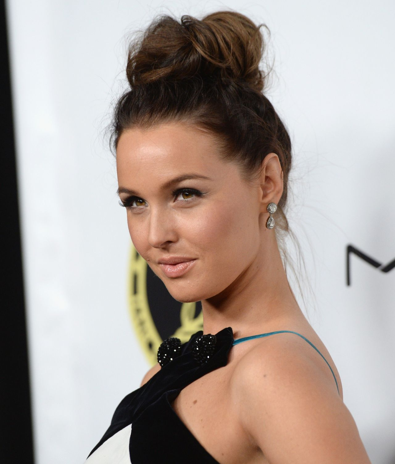Camilla Luddington - 2014 Annual Make-Up Artists And Hair Stylists Guild Awards in Hollywood