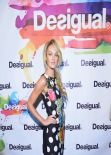 Candice Swanepoel - Desigual Fashion Show at MBFW in New York - February 2014