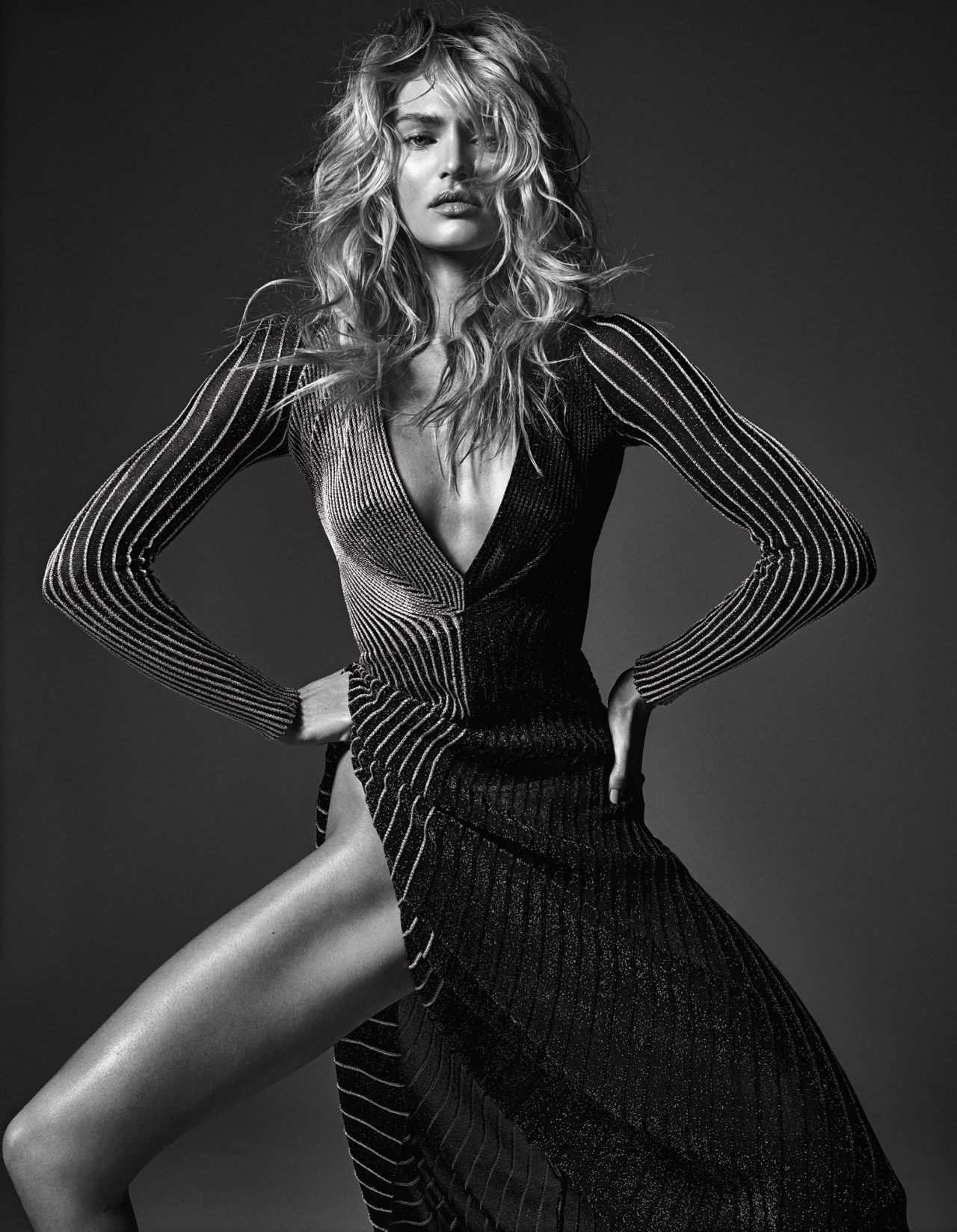 Candice Swanepoel - W Magazine - March 2014 - (by Mario Sorrenti)