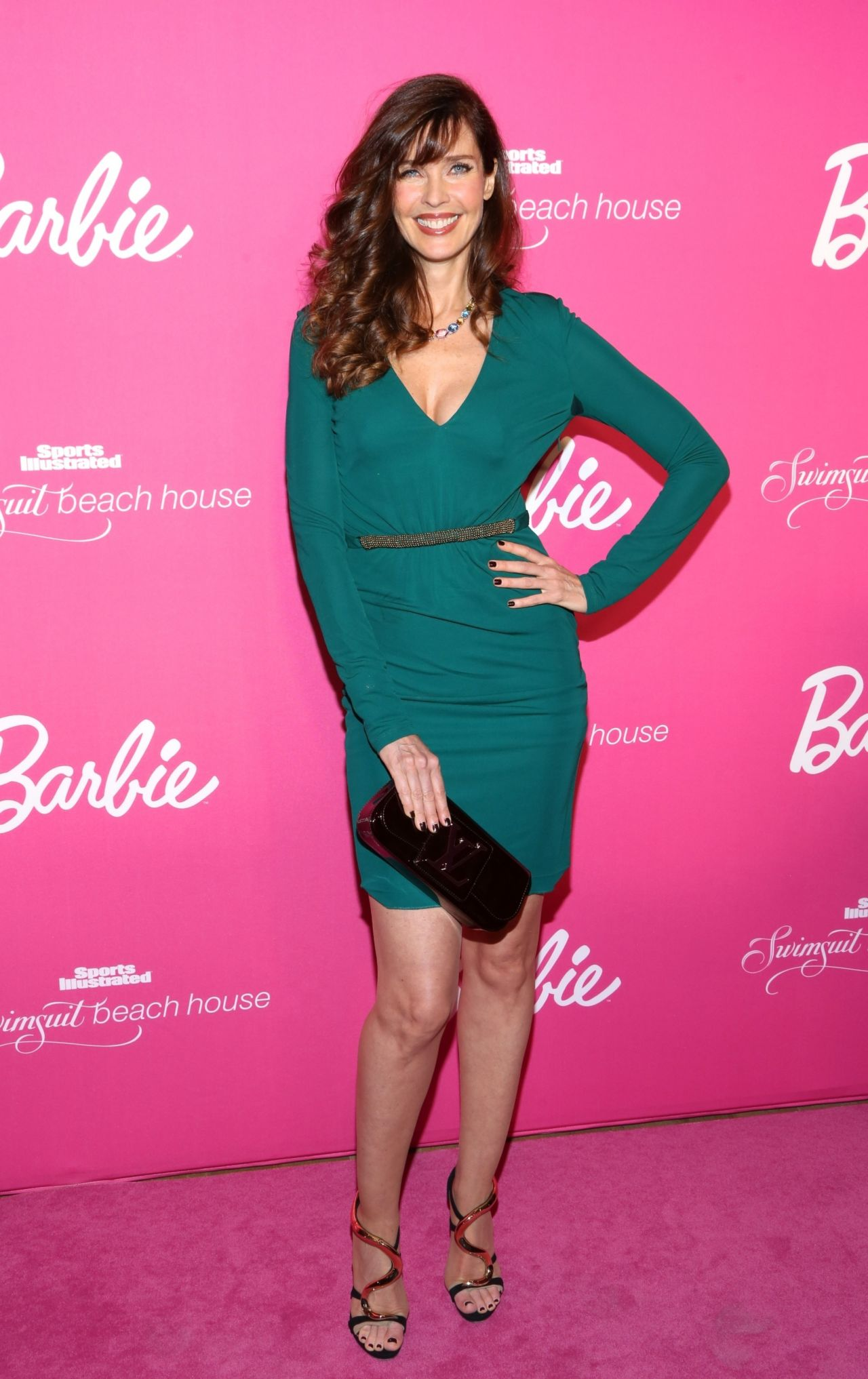 carol alt si swimsuit 50th anniversary party � february